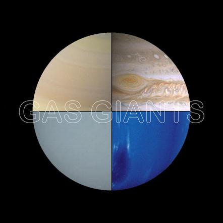VA - GAS GIANTS (DOM005)