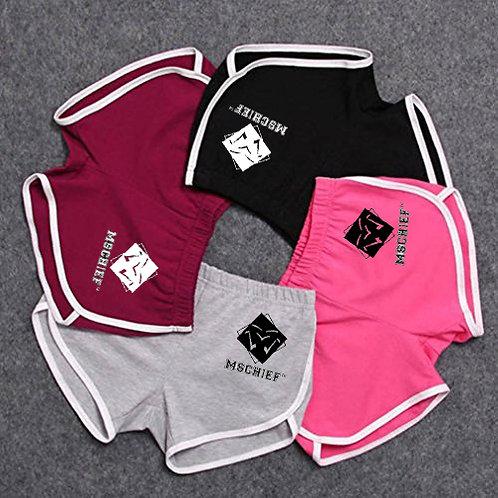 Mschief Women Track Shorts