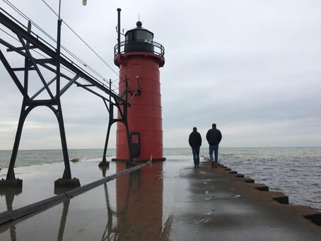 Ausflug zum Lake Michigan und nach Chicago