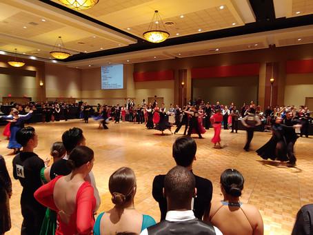 Als Tanzanfänger auf dem größten Multisport-Event in den USA