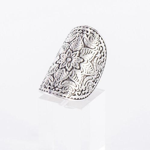 Δαχτυλίδι Mandala