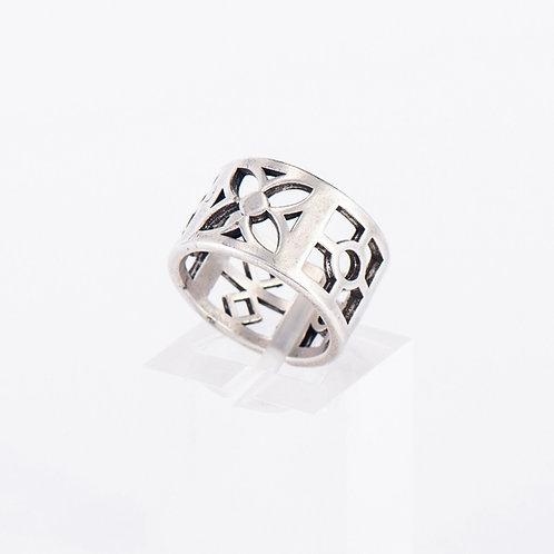 Δαχτυλίδι Boho Shapes