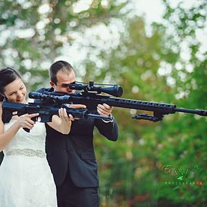 Amanda & Micah Wedding Party