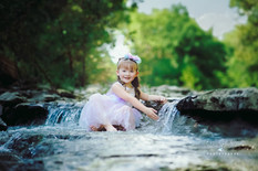 Kids in Creeks
