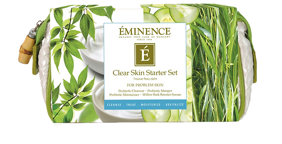 Clear Skin Starter Set