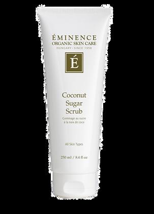 Coconut Sugar Scrub