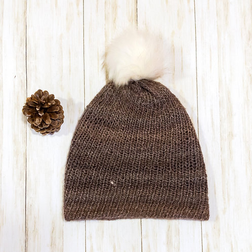 Double Thick Knit Cap