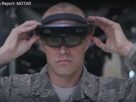 How US Military is Using Augmented Reality to Transform Maintenance and Training