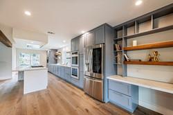 Full length kitchen