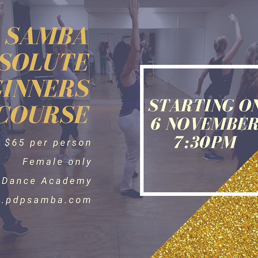 Samba beginners course