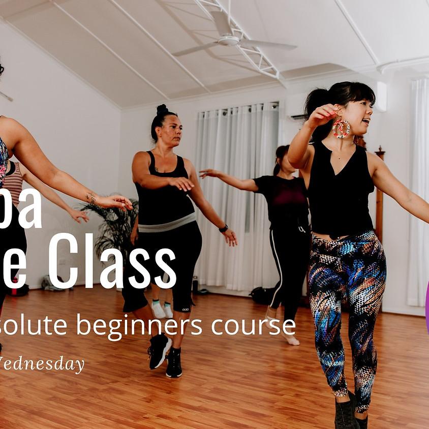 Samba Absolute beginners course