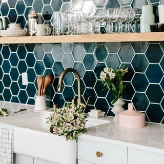 Kitchen tiles make the difference