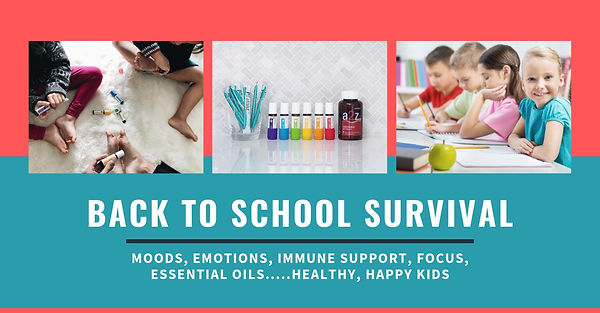 back to school survival kid's collection