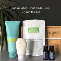 All-Natural Sunscreen, the Easiest DIY Ever