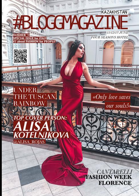 #BLOGGMAGAZINE KAZAKHSTAN #1-2019