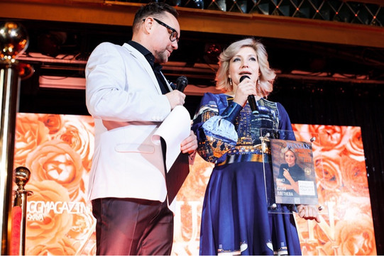 for russian woman awards 2019, bloggmagazine