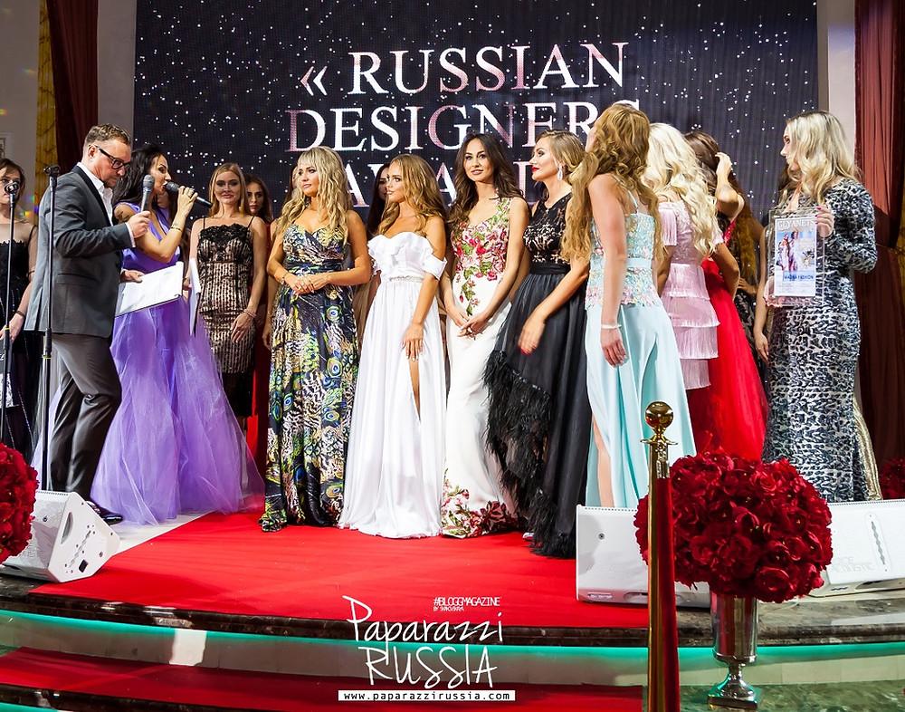 marina fashion, russian designers awards, bloggmagazine