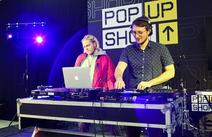 POP UP SHOP / Mercedes-Benz Fashion Week Russia