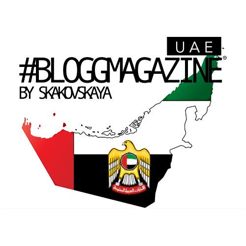 #BLOGGMAGAZINE ARAB EMIRATES