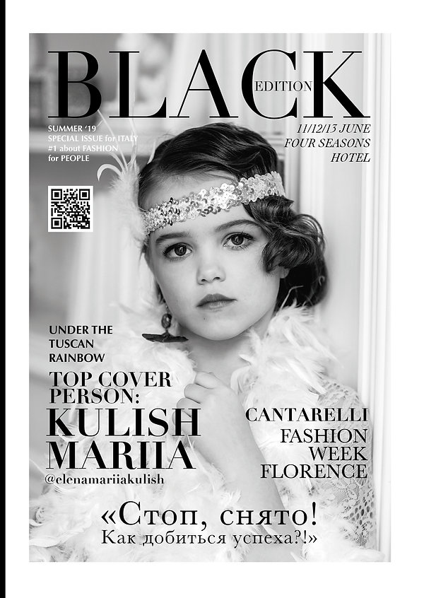 #1-2019 BLACKEDITION #BLOGGMAGAZINE