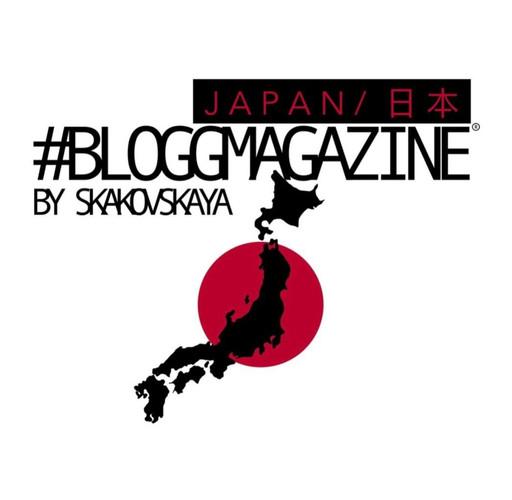 #BLOGGMAGAZINE JAPAN