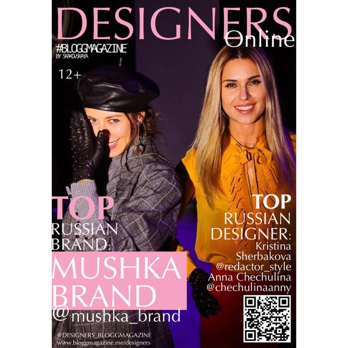 DESIGNERS online: MUSHKA BRAND