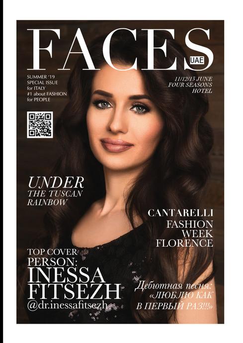 #FACESUAE by #BLOGGMAGAZINE UAE #1-2019