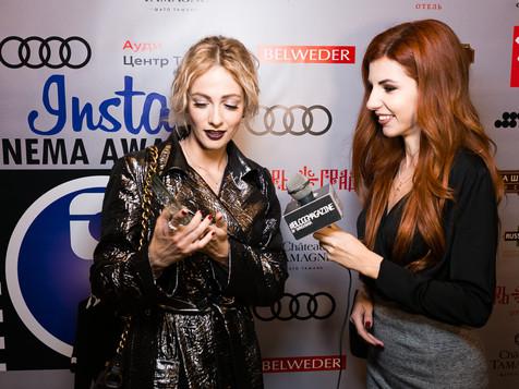 Insta Cinema Awards 2017: В Москве вручили очередной Insta-оскар за лайки!
