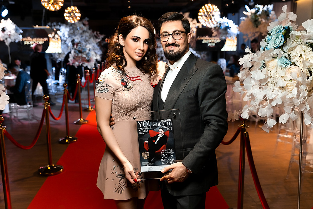 глянцевый доктор 2019 - Вардан Хачатрян, bloggmagazine, awards,
