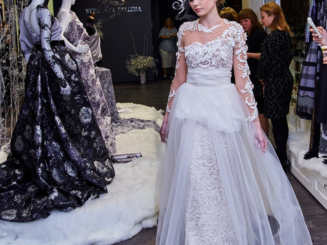 В Модном Доме «Svetlana Lyalina» состоялся Stylish Brunch.