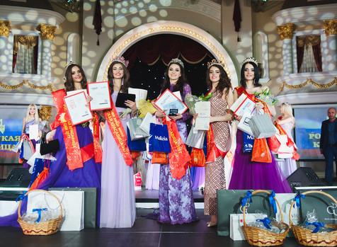 В Москве выбрали победительницу конкурса «РОССИЙСКАЯ КРАСАВИЦА 2017». Ею стала Анна Гришко из Уссури