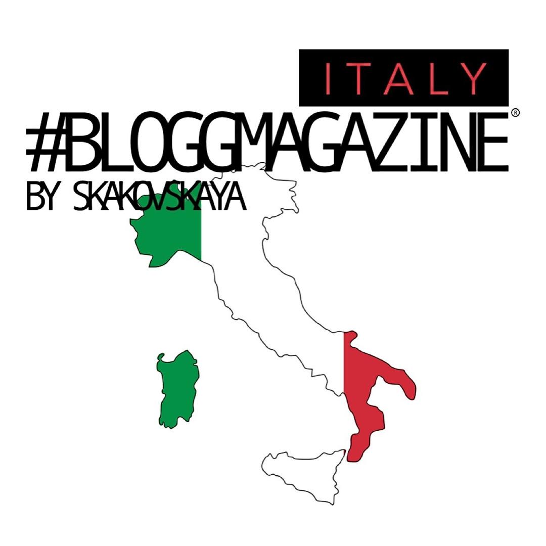 #BLOGGMAGAZINE ITALY