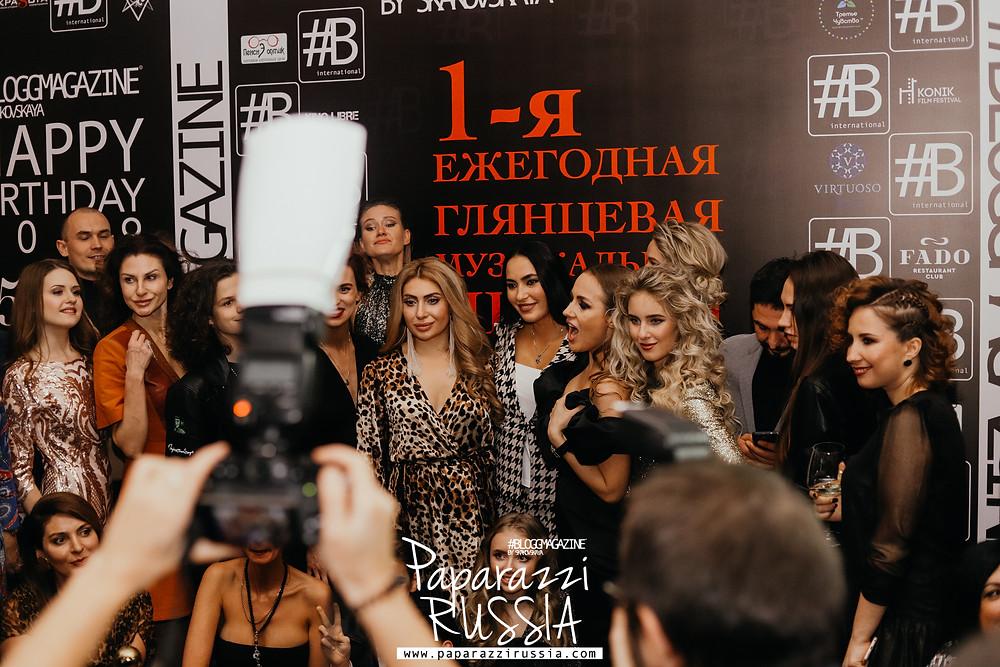 bloggmagazine music awards, русские дизайнеры, музыкальная премия