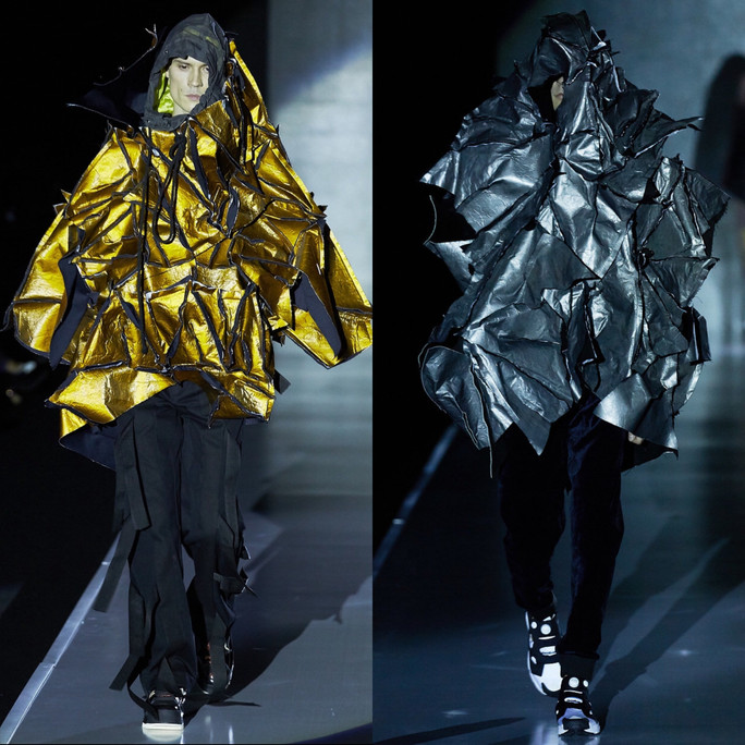 PIROSMANI STUDIO / Mercedes-benz fashion week Russia