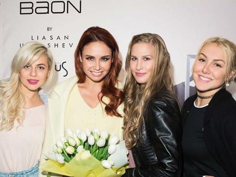Ляйсан Утяшева выпустила капсульную коллекцию вместе с BAON