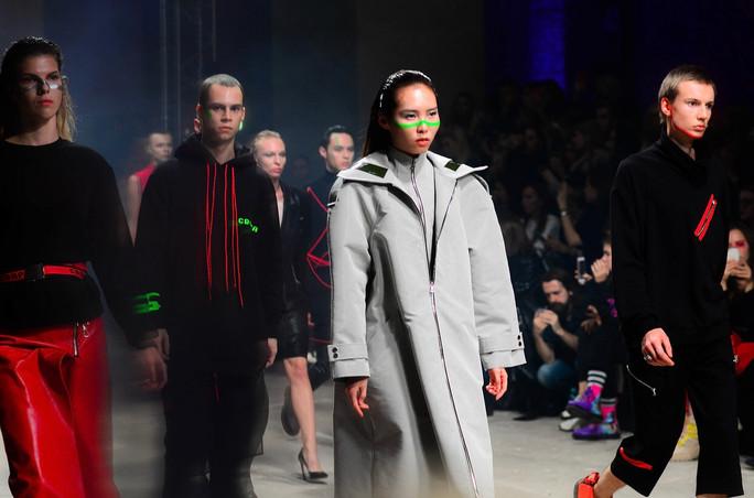 FUTURUM MOSCOW / Mercedes-benz fashion week Russia