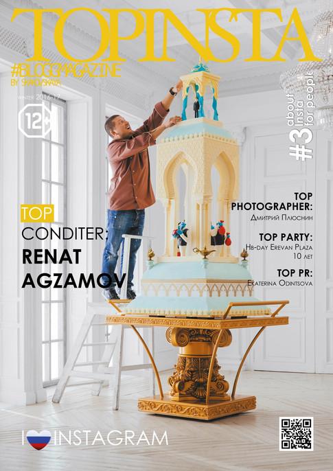 #4-2016 TOPINSTA #BLOGGMAGAZINE ISSUE