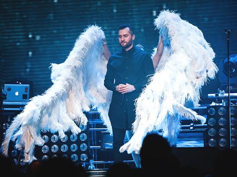 Большой сольный концерт и презентация альбома «Ангелы и демоны»Ираклия Пирцхалава