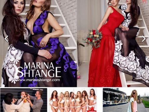 #BLOGGMAGAZINE_PAPARAZZI: В сети запущена рекламная компания самого глянцевого модельного агентства