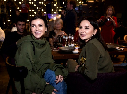 Елена ТЕмникова и Асти
