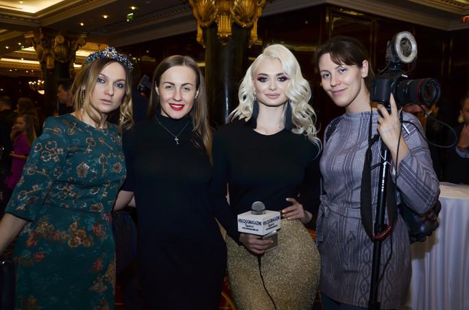 Церемония телеканала Fashion TV Russia «Fashion New Year Awards 2017»