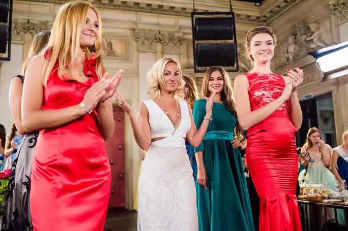 #GLYANETS_BLOGGMAGAZINE: Fashion show by Stella Di Mare, Designer - Svetlana Krylova