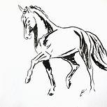 Esquisse n°11, 15 x 15 cm (A VENDRE)