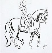 Esquisse n°04, 15 x 15 cm (A VENDRE)