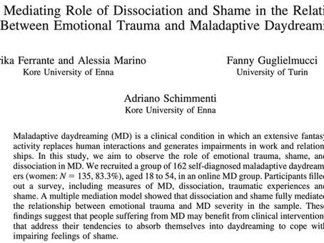 When It Rains It Pours: A third MD paper published this month!