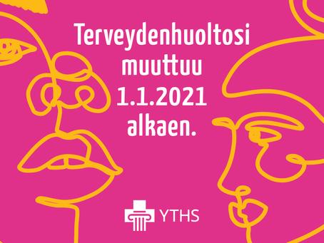 Korkeakouluopiskelijanopiskelutervey-denhuolto 1.1.2021 alkaen