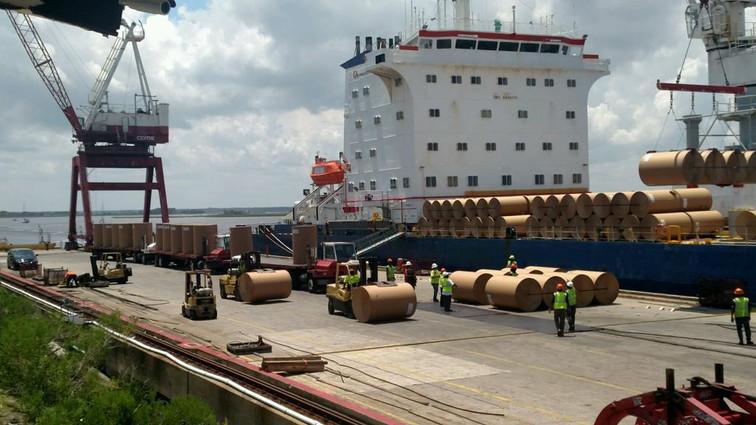 KLB Ship Loading 1