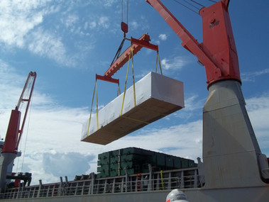 FEMA Project Cargo to USVI