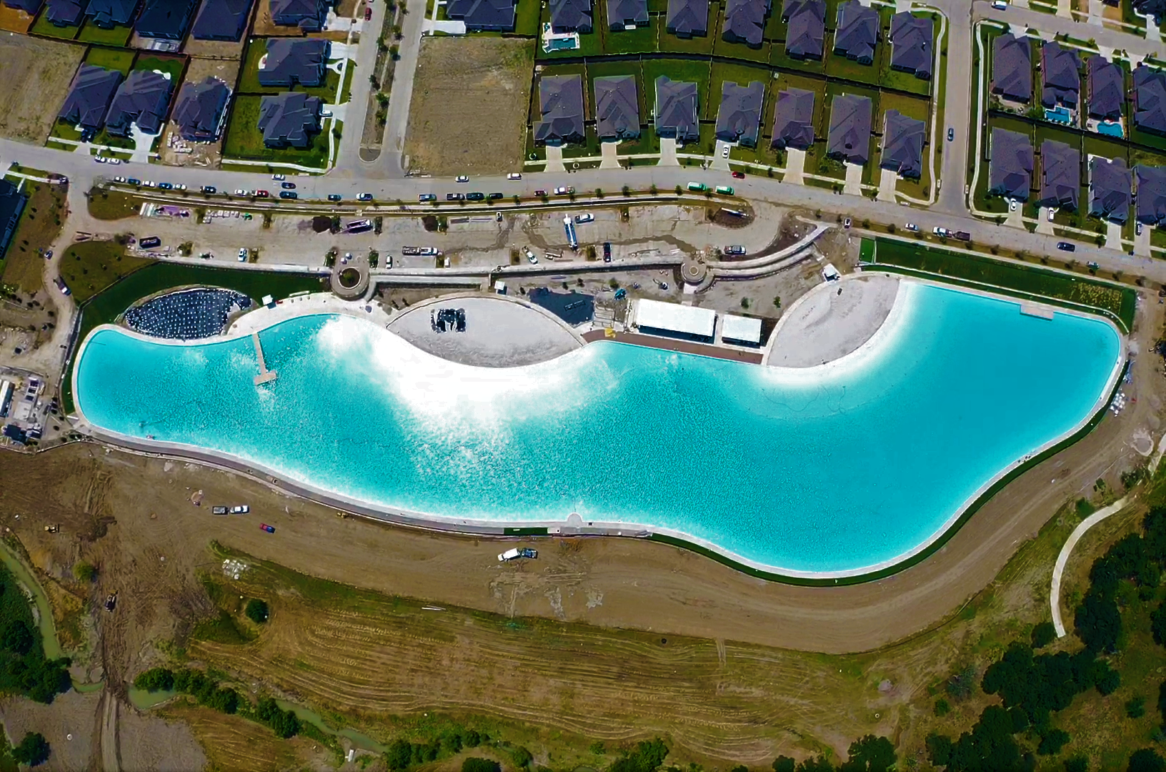 The Lagoon at Windsong Ranch | Prosper, TX