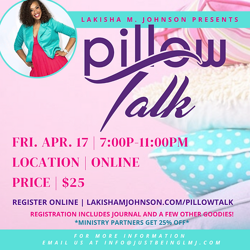 Pillow Talk Online